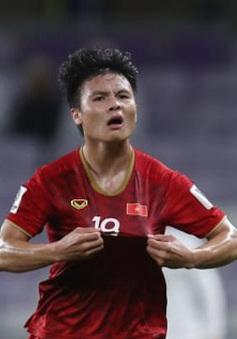 Quang Hải nằm trong danh sách đề cử Cầu thủ xuất sắc nhất châu Á