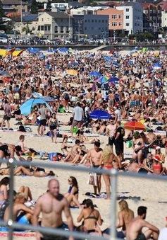 Nắng nóng kỷ lục tại miền Nam Australia