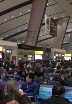 Trung Quốc áp dụng nhiều ứng dụng công nghệ để giảm áp lực giao thông ngày Tết