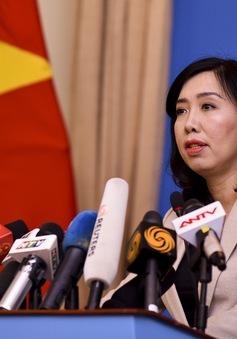 Việt Nam lên án mạnh mẽ vụ tấn công khủng bố ở Philippines