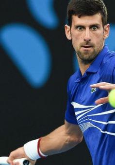 Australia mở rộng 2019: Djokovic thắng áp đảo Pouille để tiến vào chung kết