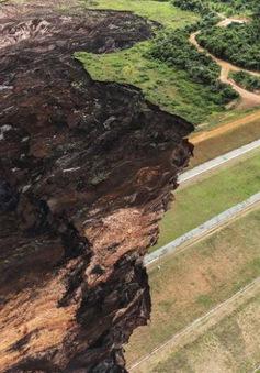 Brazil: Cảnh báo nguy cơ vỡ thêm đập