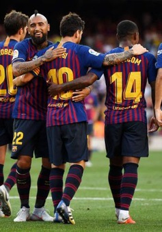 """Messi và các đồng đội bị """"chém"""" nhiều nhất châu Âu"""