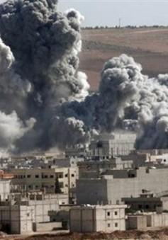 Liên quân do Mỹ dẫn đầu bị cáo buộc không kích dân thường Syria