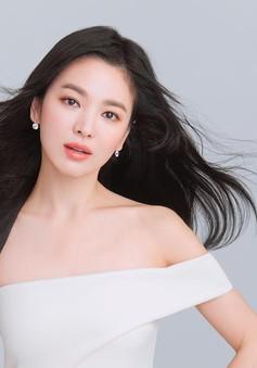 Song Hye Kyo gây sốt với vẻ đẹp tựa nữ thần