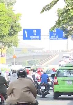 Giao thông khu vực sân bay Tân Sơn Nhất dịp cận Tết