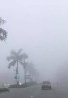 Làm thế nào để lái xe an toàn trong thời tiết sương mù?