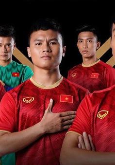 ĐT Việt Nam có áo đấu mới tại Asian Cup 2019
