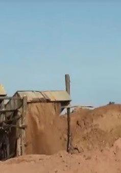 Bình Thuận: Hàng loạt doanh nghiệp lớn khai thác cát trái phép