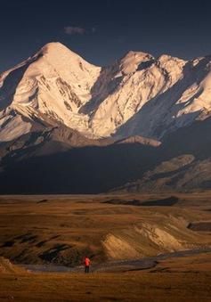 Thiên nhiên hùng vĩ ở Kyrgyzstan
