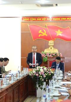 Kiểm tra công tác phòng chống tham nhũng tại Lào Cai