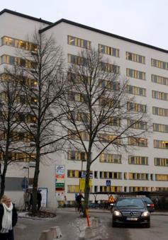 Bệnh nhân Thụy Điển âm tính với virus Ebola