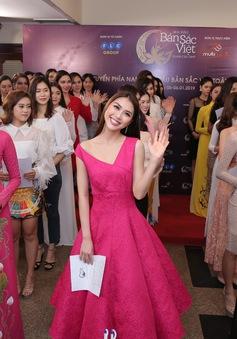 Sôi động vòng Sơ khảo Hoa hậu Bản sắc Việt toàn cầu 2019 khu vực phía Nam