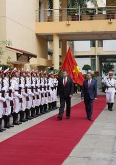 Việt Nam và CH Czech hợp tác phòng, chống tội phạm