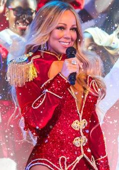 """""""Bà hoàng nhạc Giáng Sinh"""" Mariah Carey công bố tour diễn dành riêng cho dịp lễ"""