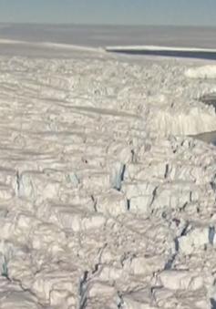 Tảng băng lớn hơn thành phố London (Anh) tách khỏi Nam Cực