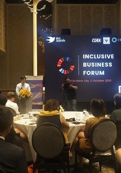 Kinh doanh hòa nhập thúc đẩy đổi mới sáng tạo và mở ra thị trường mới