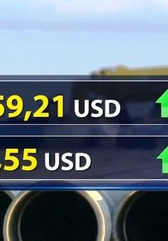 Giá dầu bật tăng sau cuộc họp của OPEC