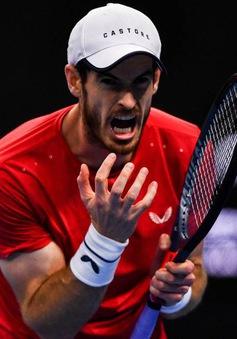 Andy Murray lên kế hoạch trở lại thi đấu từ giải Miami Masters