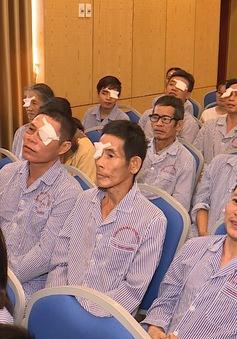 """BV Mắt TƯ sẽ khám cho 1000 người và thực hiện phẫu thuật từ thiện 500 ca nhân ngày """"Thị giác thế giới"""""""