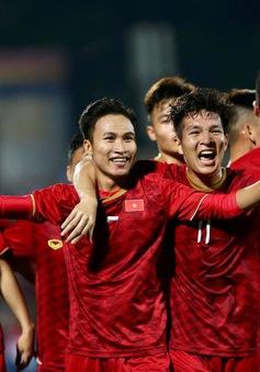 VTVcab trực tiếp trận đấu giữa U22 Việt Nam - U22 UAE vào ngày 13/10