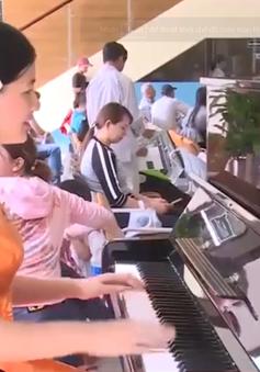 Âm nhạc và môi trường khám chữa bệnh thân thiện