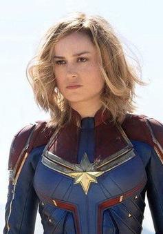 """""""Captain Marvel"""" Brie Larson mong có phim chung của các nữ siêu anh hùng"""