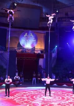 Liên hoan Xiếc quốc tế 2019 sắp diễn ra tại Hà Nội