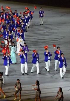 Danh sách Đoàn thể thao Việt Nam tham dự SEA Games 30