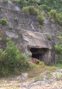 Quảng Nam: Tình trạng vàng tặc ở Bồng Miêu vẫn diễn biến phức tạp
