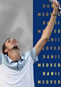 Daniil Medvedev 2-0 Alexander Zverev: Chiến thắng thuyết phục!