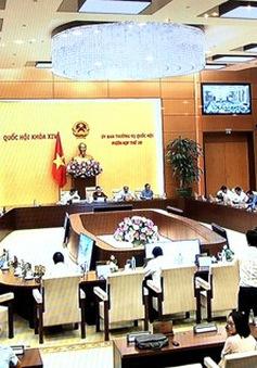 Phiên họp 38 Ủy ban Thường vụ Quốc hội