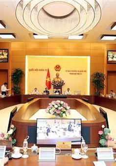 Hôm nay (14/10), khai mạc phiên họp thứ 38 Ủy ban Thường vụ Quốc hội