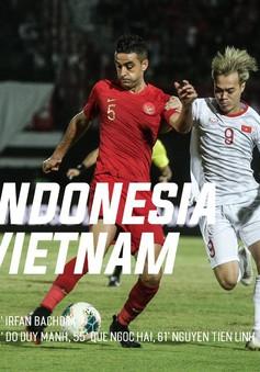 Thua toàn diện ĐT Việt Nam, CĐV Indonesia đòi sa thải HLV McMenemy