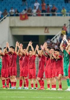 Đội hình xuất phát ĐT Việt Nam gặp ĐT Indonesia: Tiến Linh, Đức Huy đá chính, Công Phượng dự bị