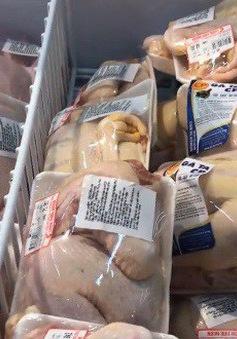 195.000 tấn thịt gà các loại siêu rẻ tràn vào Việt Nam