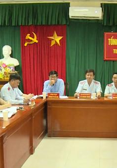 Tổng Thanh tra Chính phủ Lê Minh Khái tiếp người dân Hà Nội khiếu kiện