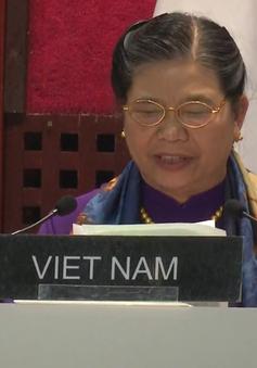 Việt Nam luôn quan tâm đến việc giữ gìn trật tự quốc tế dựa trên luật pháp