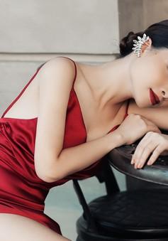 Dương Hoàng Yến khoe vẻ đẹp gợi cảm trong bộ ảnh mới