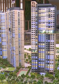 Giá căn hộ tại TP.HCM đang trong chu kỳ tăng nhanh