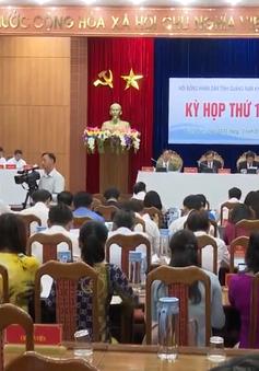 Kỳ họp thứ 11, Hội đồng nhân dân tỉnh Quảng Nam khóa IX