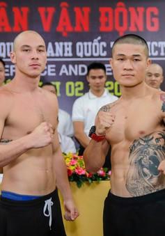 """Victory 8 """"Huyền thoại Hoàn Kiếm"""": Kỳ vọng mới cho làng Boxing Việt Nam"""