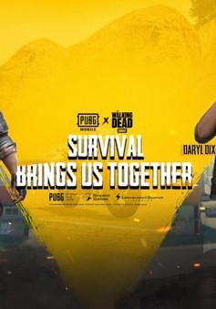 PUBG Mobile cập nhật phiên bản kết hợp với The Walking Dead
