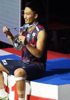 Kento Momota vô địch giải cầu lông Đan Mạch mở rộng 2019