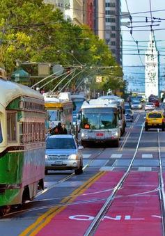 Khu phố nhộn nhịp nhất San Francisco sẽ cấm ô tô từ năm 2020