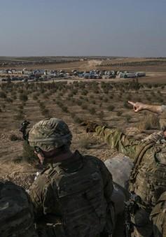 Mỹ tái bố trí quân từ Syria tới Iraq
