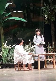 """Vở cải lương """"Lan và Điệp"""" diễn trên sân khấu Hà Nội"""