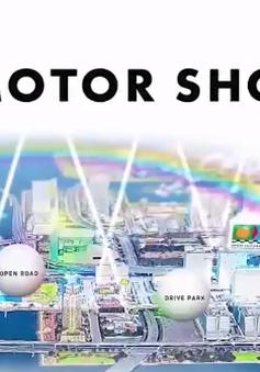 """Triển lãm ô tô quốc tế Tokyo - """"Mở lối tương lai"""""""