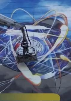 Diện mạo mới cho nhà máy điện nguyên tử Chernobyl