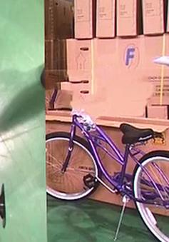Phát hiện lô xe đạp giả xuất xứ Việt Nam